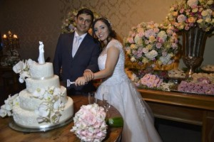 Enlace de Viviane e Juliano